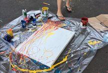 Corso Pittura Gestuale
