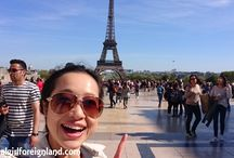 Paris Impressions / Recording my impressions of Paris as I settle into City of Light.