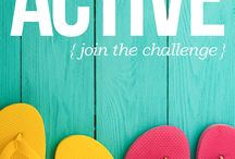 Get Active / Tips and tricks of how to be active, live well and get fit Staminade style.