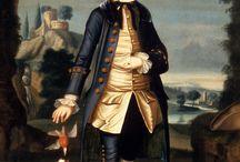 Portraits 1700-1815 / by Joshua Mason