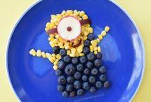 Food Art / Inspiring food art.