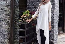 хиджаб современный