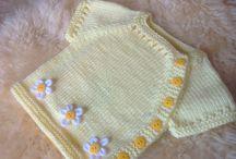 sweterki dla niemowlaka