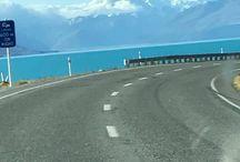 Viajando por New Zealand en spañol / Viajando por Nueva Zelanda