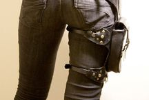 Accessories Straps belts and holsters