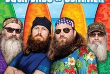 All Things Duck Dynasty / by Mary