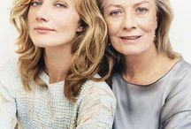 Famous Mothers and Daughters