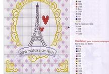 Hímzett Párizs