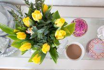 Snittblommor / Blommor, rosor, snittblommor