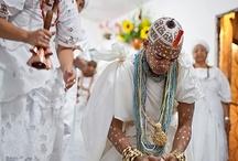 Umbanda - Ritos Afro / Imagens que mostrem os ritos das religiões Afro Brasileiras