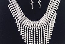 Complete The Look - Perfectly Paired - Rhinestone & Crystal Jewelry Sets