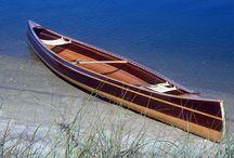 Kano og kayak