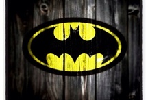 Batman / by Caitlyn MacKay