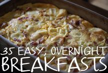 Recipes: Breakfast / by For the Mommas