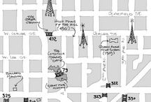 We (heart) Queen Anne Neighborhood / Cool stuff to see, do and experience in Queen Anne / by Twirl Cafe, Seattle