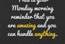#inspirationalmonday