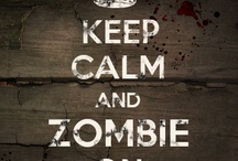 Zombie Fans / Graphics made to promote our Zombie film @Deadwood2012