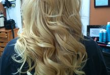 Blond Hair extensions / Blond Hair Extension looks from Keshini Hair