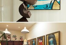 Indoor spaces & ideas / Inspiration til boligindretning