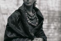 Frida Kahlo→