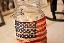 Decorate: Americana-July 4th-Memorial Day