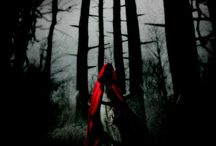 Red Riding Hood Moodboard
