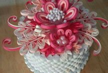 Quilling Boxes