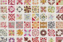 Farmers wife sampler quilt