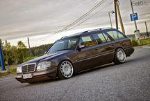 W124 / Mercedes-Benz
