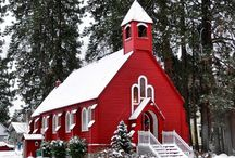 Churches are a Special Place / by Suzanne Light