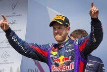 Sebastian Vettel rinnova con Red Bull