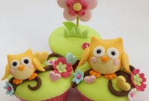 Cupcake Creations / by Julia Howlind