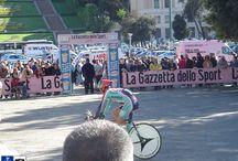 Giro d'Italia 2004 / Partenza (prima tappa) da Genova con la cronometro individuale (8 maggio 2004)
