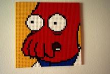 Futurama cross stitch