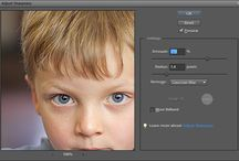 Photoshop {Editing, Tutorials and Shortcuts} / by Melissa Toma