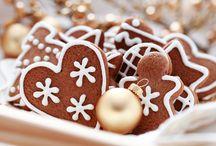 Christmas Cookies / Christmas Cookies Decorating Ideas. Ιδέες διακόσμησης χριστουγεννιάτικων μπικότων.