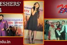 MERI Organised #Freshers Party For MBA Students' 2014