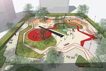 children'activity center