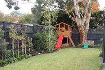 Garden and feature ideas