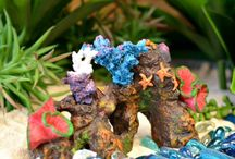 Mermaid Fairy Garden MUST haves. These products are not for the faint hearted..