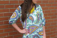Ladies Boutique Clothing / by Rebecca's of Clinton