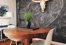 Dining room / Dining table ideas