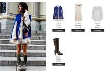 Street Style Looks / Nos hemos inspirado en los mejores looks Street Style en la red. ¡Ficha los estilismos que nos han cautivado!