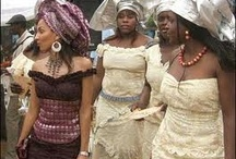 Nigerian outfits / Nigerians are people of class and color. They love to look elegant always. Here's an array of several outfits made by Nigerians in Nigeria.