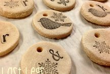 homemade ornaments / by Telegraph Herald