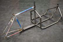 Fahrräder bauen