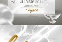 Bestseller Party Flyers Template