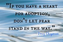 A heart for adoption / by Caeli