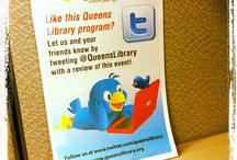 Signs in Libraries / by CMRLSLibrary