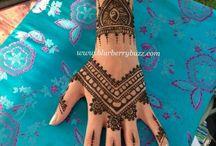 Henna palm / by Lisa
